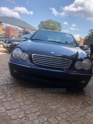 Mercedes-Benz C240 2005 Blue | Cars for sale in Abuja (FCT) State, Karu
