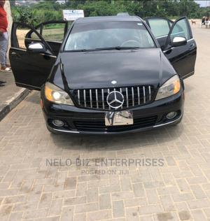 Mercedes-Benz C300 2008 Black   Cars for sale in Lagos State, Ojota