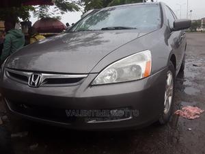 Honda Accord 2007 2.0 Comfort Gray   Cars for sale in Lagos State, Amuwo-Odofin