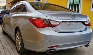 Hyundai Sonata 2011 Silver | Cars for sale in Lagos State, Agboyi/Ketu