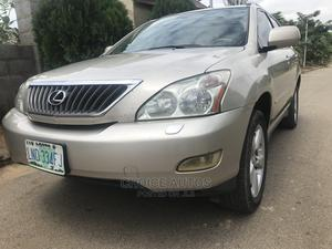 Lexus RX 2008 350 Gold | Cars for sale in Abuja (FCT) State, Gaduwa