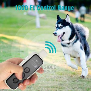 Waterproof Rechargeable Dog Electric Training Collar | Pet's Accessories for sale in Lagos State, Ajah