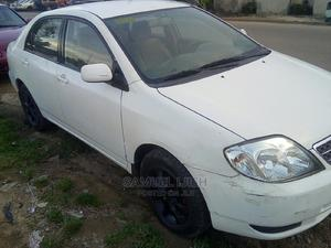 Toyota Corolla 2002 Luxel 1.8vvt-I White | Cars for sale in Niger State, Suleja