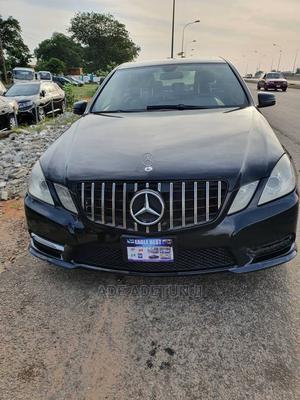 Mercedes-Benz E350 2013 Black   Cars for sale in Lagos State, Ikorodu