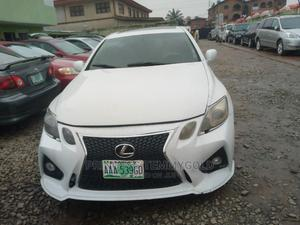 Lexus GS 2007 350 White | Cars for sale in Lagos State, Agege