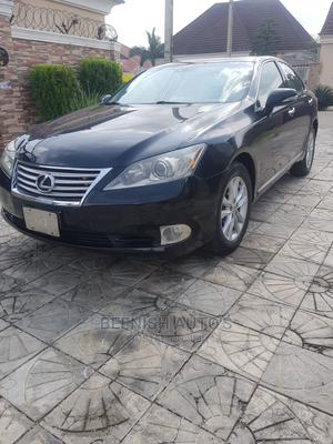 Lexus ES 2010 350 Black | Cars for sale in Abuja (FCT) State, Gwarinpa