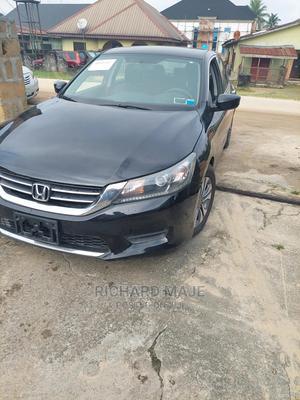 Honda Accord 2015 Black | Cars for sale in Delta State, Sapele