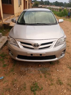 Toyota Corolla 2012 Silver | Cars for sale in Plateau State, Jos