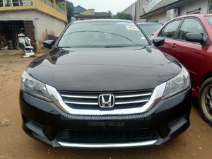 Honda Accord 2016 Black | Cars for sale in Lagos State, Alimosho