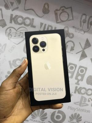 New Apple iPhone 13 Pro 256 GB Gold   Mobile Phones for sale in Abuja (FCT) State, Wuse 2