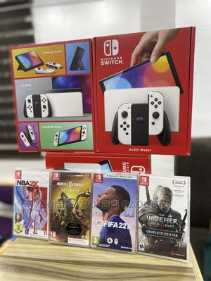 Nintendo Switch – OLED Model   Video Game Consoles for sale in Lagos State, Ikeja