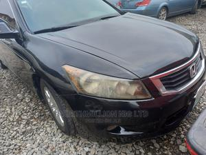Honda Accord 2009 EX V6 Automatic Black | Cars for sale in Lagos State, Agege
