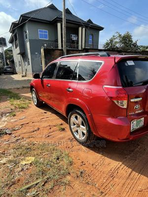 Toyota RAV4 2008 3.5 Sport 4x4 Red | Cars for sale in Anambra State, Awka