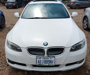 BMW M3 2008 Coupe White   Cars for sale in Abuja (FCT) State, Central Business District