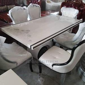 Set of Dining Chair and Table | Furniture for sale in Lagos State, Ojo