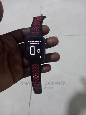 Apple Iwatch Series 3 42mm   Smart Watches & Trackers for sale in Lagos State, Victoria Island
