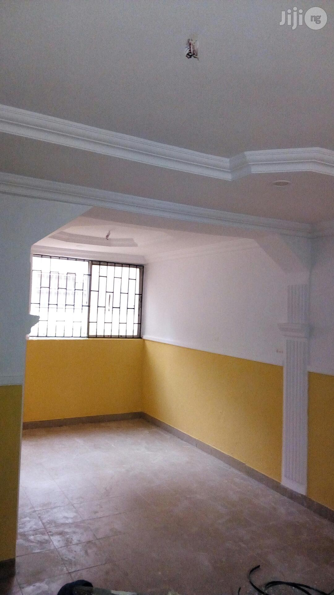 Clean & Spacious 2 Bedroom Flat At New Oko Oba For Rent.