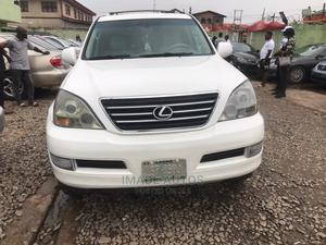 Lexus GX 2005 470 Sport Utility White   Cars for sale in Lagos State, Ogba