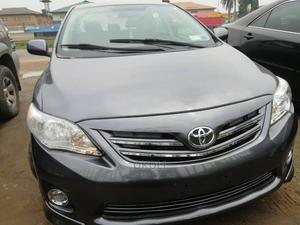 Toyota Corolla 2013 Gray | Cars for sale in Lagos State, Ojodu