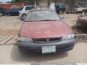 Toyota Corolla 1999 Sedan Red | Cars for sale in Oyo State, Ibadan