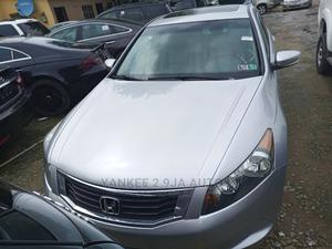 Honda Accord 2008 2.4 EX-L Automatic Silver | Cars for sale in Lagos State, Ikeja
