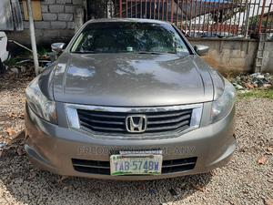 Honda Accord 2008 2.4 EX-L Automatic Gray | Cars for sale in Abuja (FCT) State, Garki 2
