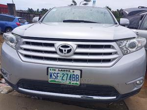 Toyota Highlander 2012 Limited Silver   Cars for sale in Lagos State, Amuwo-Odofin