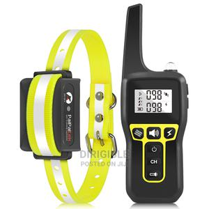 Dog Training Collar With Remote | Pet's Accessories for sale in Abuja (FCT) State, Central Business District