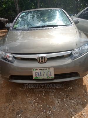 Honda Civic 2007 Gold | Cars for sale in Abuja (FCT) State, Gaduwa