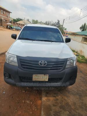 Toyota Hilux 2012 White | Cars for sale in Abuja (FCT) State, Gudu