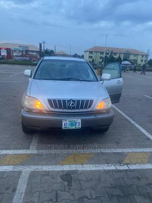 Lexus RX 2001 300 Silver   Cars for sale in Delta State, Oshimili South