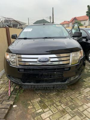 Ford Edge 2008 Black | Cars for sale in Lagos State, Magodo
