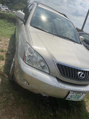 Lexus RX 2008 Gold | Cars for sale in Abuja (FCT) State, Gaduwa