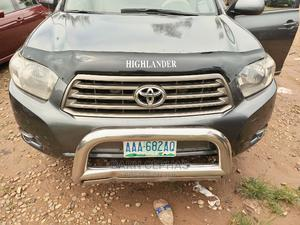 Toyota Highlander 2010 Limited Gray | Cars for sale in Abuja (FCT) State, Central Business District