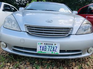 Lexus ES 2004 330 Sedan Silver | Cars for sale in Abuja (FCT) State, Gwarinpa