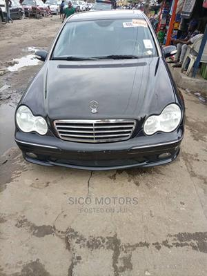 Mercedes-Benz C240 2006 Black | Cars for sale in Lagos State, Apapa