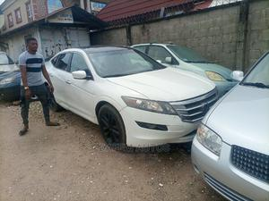 Honda Accord Crosstour 2010 White   Cars for sale in Lagos State, Abule Egba
