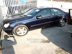 Mercedes-Benz C230 2004 Black | Cars for sale in Lagos State, Apapa
