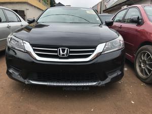 Honda Accord 2015 Black | Cars for sale in Lagos State, Abule Egba