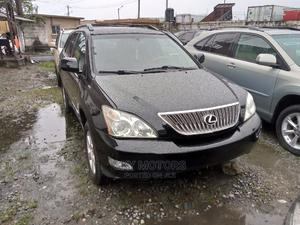 Lexus RX 2007 350 4x4 Black | Cars for sale in Lagos State, Apapa