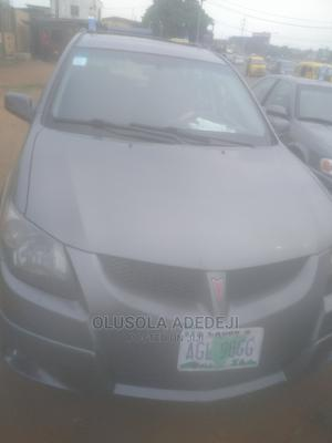 Pontiac Vibe 2003 Automatic Silver | Cars for sale in Lagos State, Alimosho