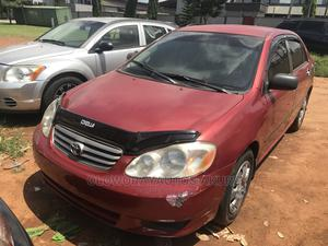 Toyota Corolla 2003 Sedan Red | Cars for sale in Ondo State, Akure