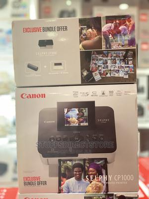 Canon Selphy CP1000 Compact Photo Printer Bundle Offer Pack | Printers & Scanners for sale in Rivers State, Port-Harcourt