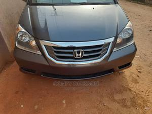 Honda Odyssey 2010 EX-L Gray   Cars for sale in Lagos State, Ifako-Ijaiye