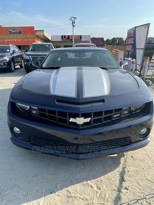 Chevrolet Camaro 2012 LS Coupe Automatic Blue | Cars for sale in Lagos State, Ajah
