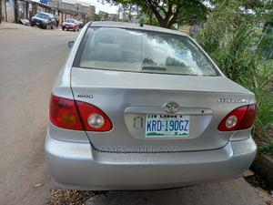 Toyota Corolla 2004 LE Silver   Cars for sale in Lagos State, Agege