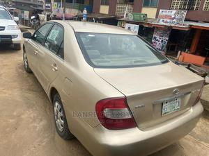Toyota Camry 2003 Gold | Cars for sale in Lagos State, Agboyi/Ketu