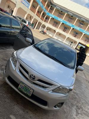 Toyota Corolla 2012 Silver | Cars for sale in Niger State, Minna
