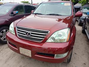 Lexus GX 2009 470 Red   Cars for sale in Lagos State, Amuwo-Odofin