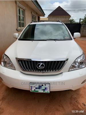 Lexus RX 2008 350 White | Cars for sale in Edo State, Benin City